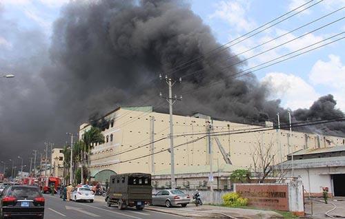 Đã tìm ra nguyên nhân vụ cháy kinh hoàng ở Cần Thơ - 1