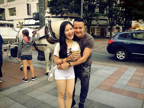 Lấy vợ rồi nhưng Cao Thái Sơn vẫn thường xuyên ôm ấp cô gái này - 9