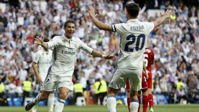 """Một mình Ronaldo """"gánh đội"""": Real sẵn sàng ẵm cú đúp"""