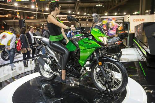 Phái mạnh Việt có nên mua Kawasaki Versys-X 300? - 2