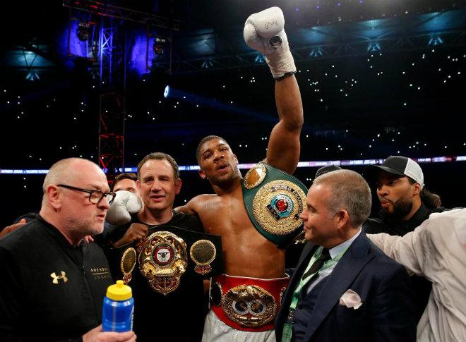 Vua boxing, Joshua - Klitschko tập 2: Danh dự & 200 triệu đô - 1