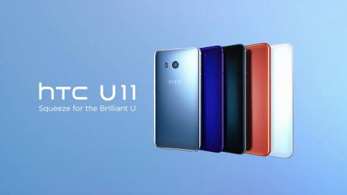 """Đánh giá HTC U 11: Cấu hình """"ngon"""", giá cao - 1"""