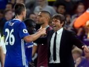 """Bóng đá - Chelsea: Terry """"nổ súng"""" trận áp chót, Conte ngăn giải nghệ"""