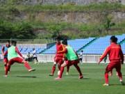 """Bóng đá - U20 VN lần đầu dự World Cup: Không muốn là """"kẻ lót đường"""""""