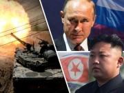 Liệu Nga có quay lưng vì Triều Tiên phóng tên lửa?