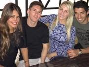 Thời trang - Có bồ đại gia, bạn gái Messi vẫn hùn vốn với vợ Suarez bán giày