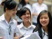 """Giáo dục - du học - Đề tham khảo môn Toán: """"Dễ chịu"""", giải tỏa tâm lý cho học sinh"""