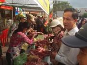 Thị trường - Tiêu dùng - Hội ND Hải Phòng giúp nông dân bán hàng trăm con lợn