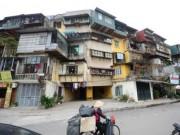 Cần quy trách nhiệm để  ' đẩy '  tiến độ cải tạo chung cư cũ