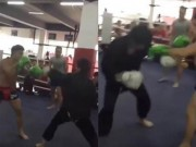 Thể thao - 7 giây MMA hạ cao thủ Võ Đang: Võ Trung Quốc lại bị sỉ nhục