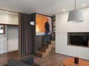 """Tài chính - Bất động sản - """"Hộp ngủ"""" sáng tạo cho căn hộ 35m2 rộng khó tin"""