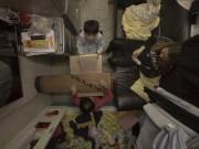 """Tài chính - Bất động sản - Chùm ảnh mới nhất về những """"căn hộ quan tài"""" gây ám ảnh ở Hồng Kông"""