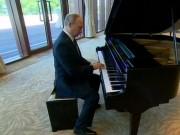 Thế giới - Putin không vui vì lộ video chơi piano khi chờ ông Tập