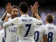"""Bóng đá - Bàn thắng đẹp V37 La Liga: Ronaldo sút """"phi đạn"""" lập kỷ lục"""