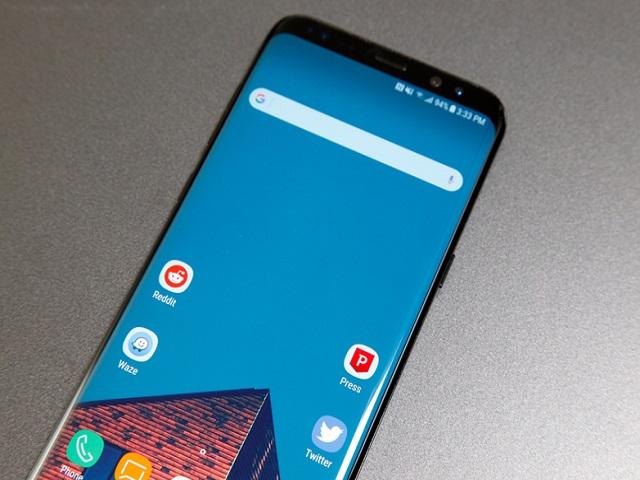 Galaxy Note 8 lộ video, tích hợp cảm biến dấu vân tay trên màn hình - 4