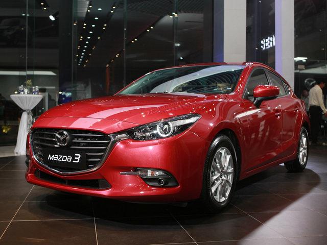 Mazda3 2017 ra mắt Việt Nam với giá 690 triệu đồng