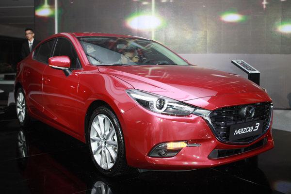 Mazda3 2017 ra mắt Việt Nam với giá 690 triệu đồng - 5