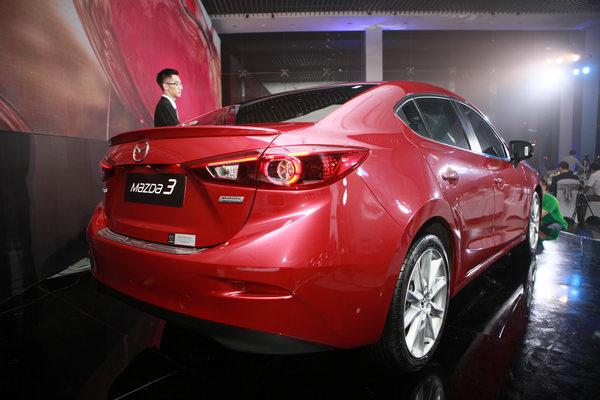 Mazda3 2017 ra mắt Việt Nam với giá 690 triệu đồng - 6