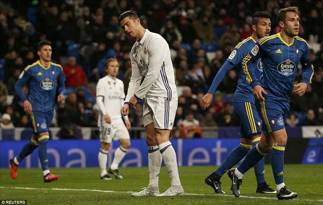 Celta Vigo – Real Madrid: Phế Barca, tiến thẳng ngai vàng 2