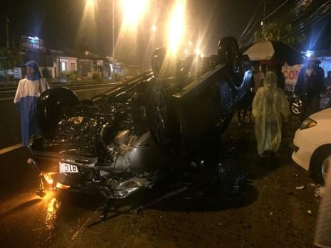 Xe tải tông chết nữ sinh khi chở người đi cấp cứu - 2