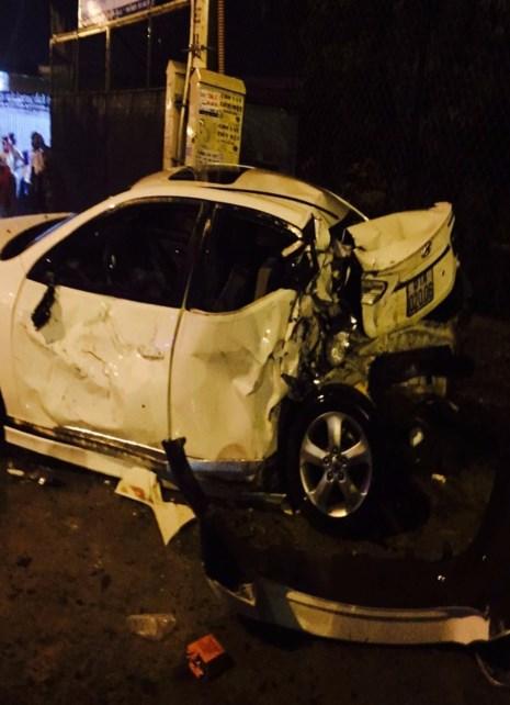 Xe tải tông chết nữ sinh khi chở người đi cấp cứu - 3