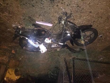 Xe tải tông chết nữ sinh khi chở người đi cấp cứu - 1