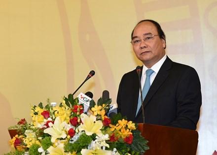 Thủ tướng: Còn nhiều rào cản cho sự phát triển của doanh nghiệp - 1