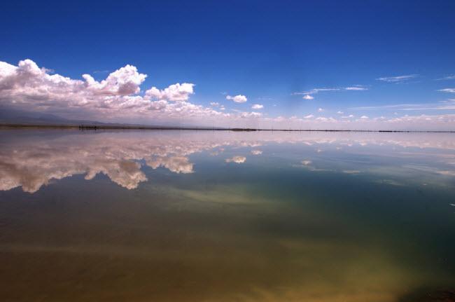 """Khám phá nơi được coi là """"Gương bầu trời"""" ở TQ - 5"""