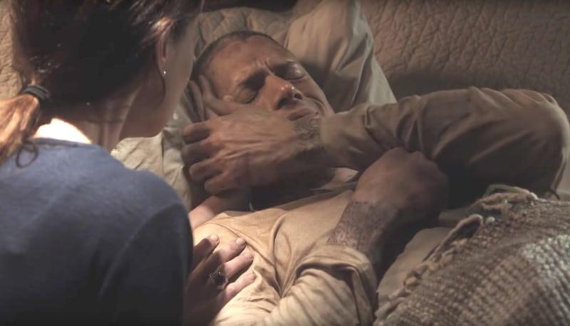 """Vượt Ngục 5: Michael òa khóc gặp lại vợ giữa lúc """"nước sôi lửa bỏng"""" - 2"""