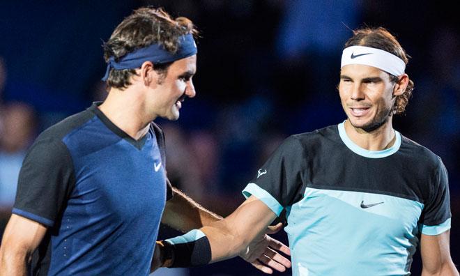 Federer bỏ Roland Garros, Nadal chỉ dám mừng thầm - 1