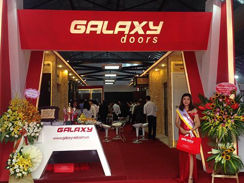 Galaxy Việt Nam thành công lớn tại Vietbuild 2017 - 1