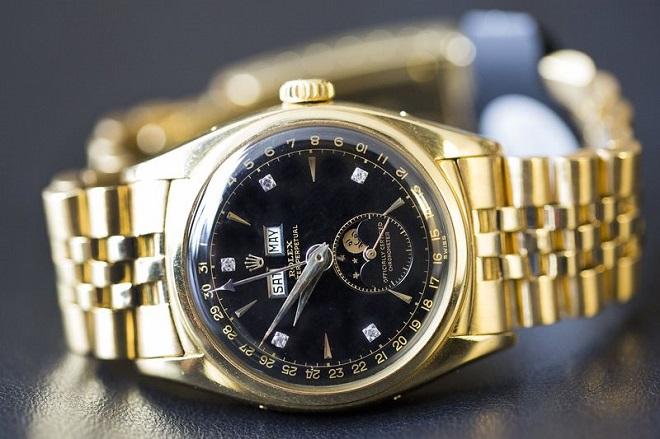 Cận cảnh đồng hồ huyền thoại 5 triệu USD của vua Bảo Đại - 2