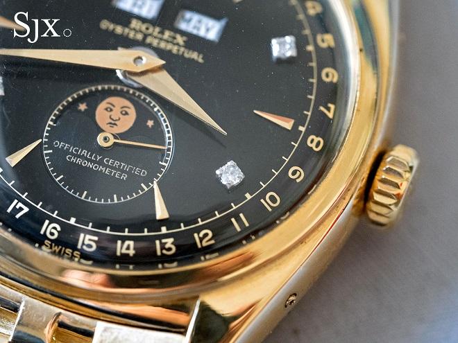 Cận cảnh đồng hồ huyền thoại 5 triệu USD của vua Bảo Đại - 3