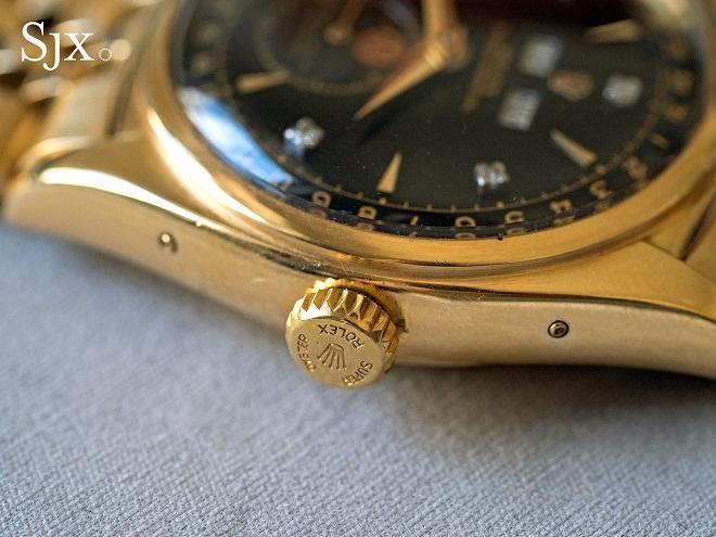 Cận cảnh đồng hồ huyền thoại 5 triệu USD của vua Bảo Đại - 6