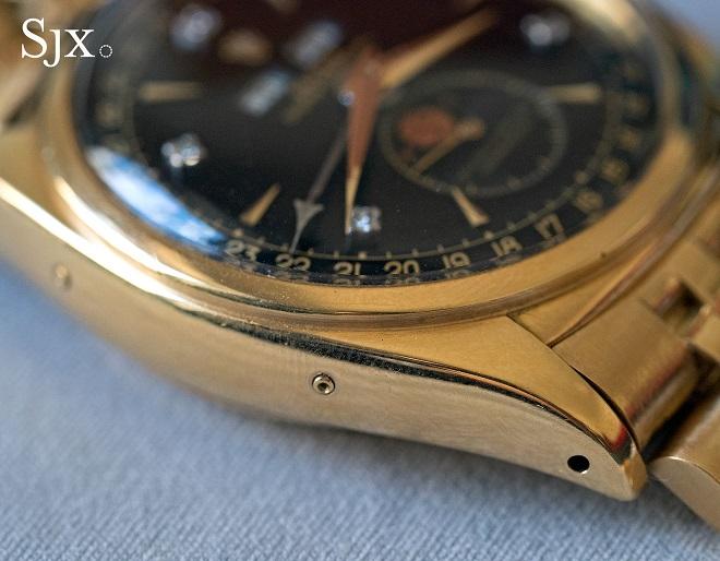 Cận cảnh đồng hồ huyền thoại 5 triệu USD của vua Bảo Đại - 5