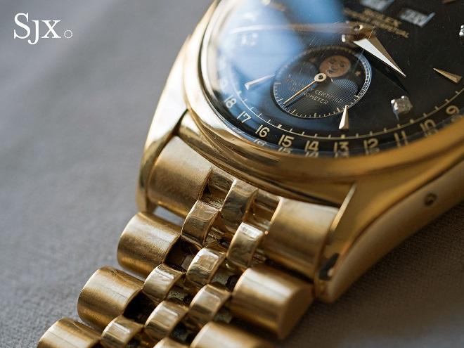 Cận cảnh đồng hồ huyền thoại 5 triệu USD của vua Bảo Đại - 4