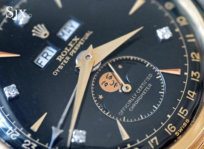 Cận cảnh đồng hồ huyền thoại 5 triệu USD của vua Bảo Đại - 8