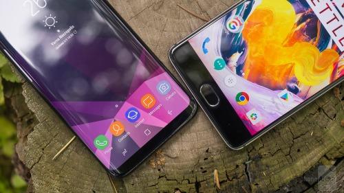 """Samsung Galaxy S8 so kè cùng """"kẻ hủy diệt"""" OnePlus 3T - 2"""