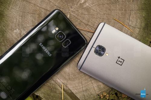 """Samsung Galaxy S8 so kè cùng """"kẻ hủy diệt"""" OnePlus 3T - 5"""