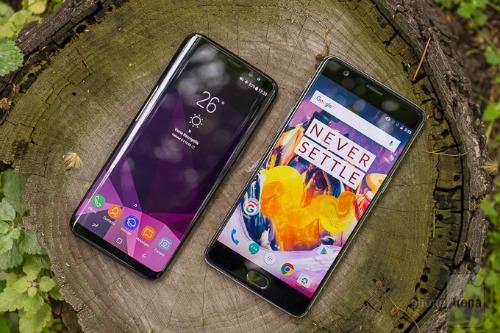 """Samsung Galaxy S8 so kè cùng """"kẻ hủy diệt"""" OnePlus 3T - 4"""