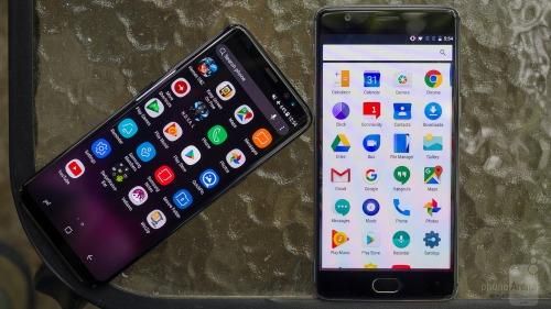 """Samsung Galaxy S8 so kè cùng """"kẻ hủy diệt"""" OnePlus 3T - 3"""