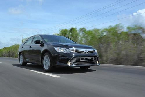 Xe Toyota giảm giá sâu chưa từng có trong tháng 5/2017 - 3
