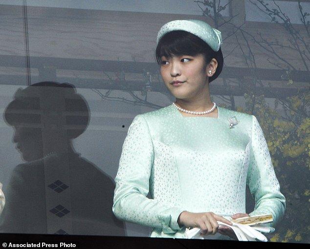 Công chúa Nhật Bản từ bỏ địa vị để kết hôn thường dân - 1