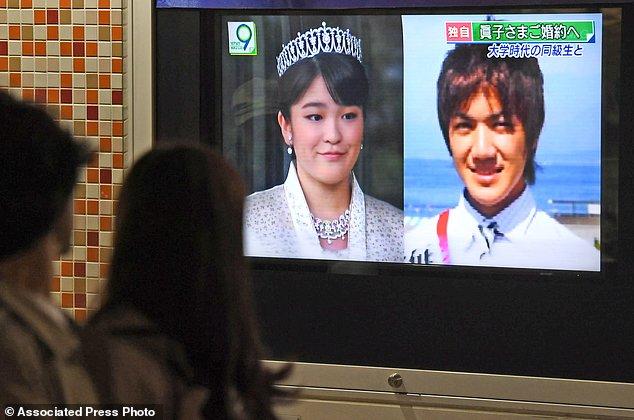 Công chúa Nhật Bản từ bỏ địa vị để kết hôn thường dân - 3