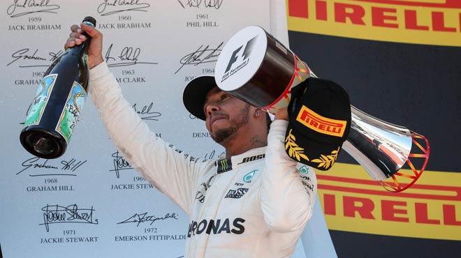 Đua xe F1: Giải lời nguyền 11 năm không ai phá được - 1