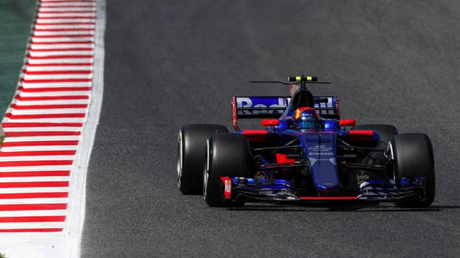 Đua xe F1: Giải lời nguyền 11 năm không ai phá được - 2