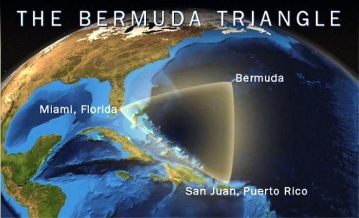 Máy bay Mỹ mất tích bí ẩn ở Tam giác quỷ Bermuda - 2