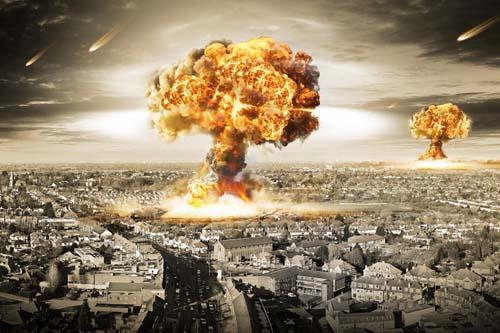 Chiến tranh hạt nhân nhỏ cũng làm mất mạng hàng tỉ người - 2