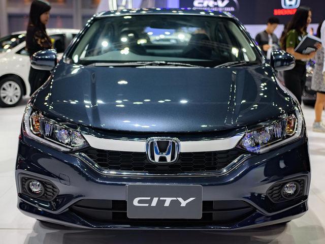 Giá chỉ 300 triệu đồng, Honda City 2017