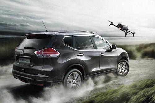 "Mua Nissan X-Trail, được tặng... ""máy bay""! - 2"